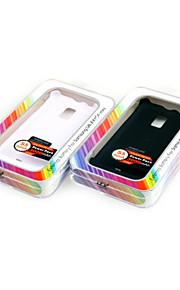 3000mah caso batteria di sostegno portatile esterno per Samsung galassia s5mini (colori assortiti)