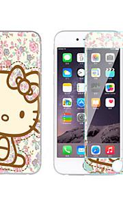 아이폰 6S / 6 방폭 강화 유리 고화질 고전 스티커