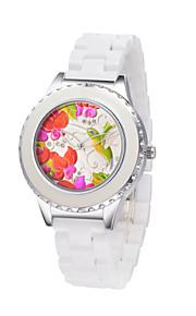 nye mode kvinder pige keramiske vintage armbånd se elegante gratis anden analoge damer kolibrier dress watch