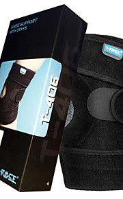 KORAMAN Professional Unisex Neoprene Adjustable Knee Pad Knee Brace With Stays 1pc left
