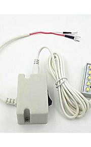 d10a-0.5W ledet symaskin lampe industriell sy lysbordet lys arbeider lampe ac110v220v380v