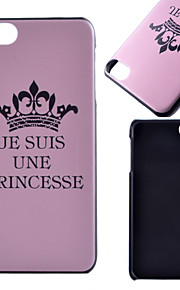 Crown Pattern Frosted PC Material Phone Casefor iPod Touch 5