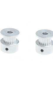 3D Printer Accessories GT2 Belt Pulley Wheel 20 Teeth 8mm(2pcs)