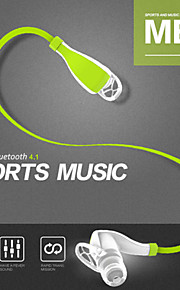 Bluetooth 4.1 Wireless Stereo Sport Headphones Headset Earbuds Earphone with AptX Mic Microphone for Smart CellPhones