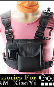 Shoulder chest Strap Gopro Hero 12345 Sj4000 Sj5000 Sj6000 Sj7000 Xiaomi Yi