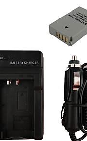 el24 850mAh kamera batteri + billader til Nikon 1 J5