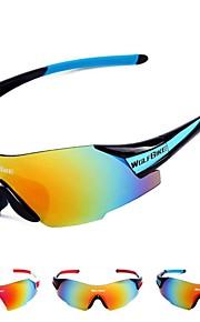 Sykling/Camping & Fjellvandring/Motorsykkel/Beskyttende maske menn/kvinner/Unisex 's Polarisert/Anti-Wind Wrap Sportsbriller