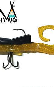 M&X Soft Bait 200mm/45g 1Pcs Bull Dawg Dog Musky Alien Eel Plastic Body Ready to Fish lures Pike Fishing Zander MF0815