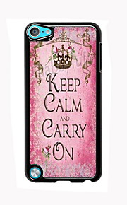 Carry ON Design Aluminum High Quality Case for iPod Touch 5