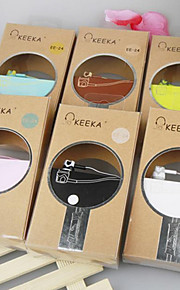 KEEKA EE-24 High Quality 3.5mm Noise-Cancelling Mike In Ear Earphone for iPhone and Other Phones(Assorted Colors)