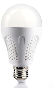 E26 / E27 / B22 9 50ワットX SMD 2835 910ミリリットルのLM Kクールホワイトグローブ電球AC 85から265 Vの陽明1個