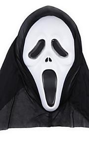 男女兼用 用- Halloween / クリスマス / カーニバル - ゴースト - マスク - 付属