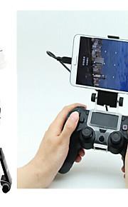 Manettes / Câbles et adaptateurs - Sony PS4 - Rechargeable / Manette de jeu / Bluetooth - Bluetooth - en Plastique - PS4 - #