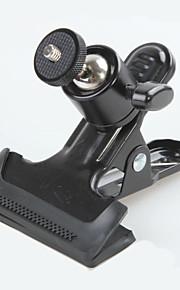 Flash universal de montagem de acessórios para câmeras clipe