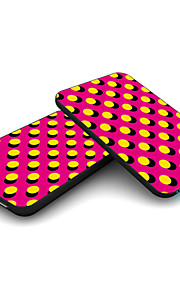 MC5 CARD 5000mah Power Bank,Credit Card Size External Battery Charger Mobile Power Polka Dots