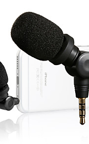 Saramonic Imic Flexible Microphone with High Sensitivity for Apple ipad,iPhone 4 5 6 Plus,ipod touch Samsung Smart Phone