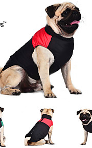 URBAN PAWS™ Dog Jacket Pets Winter Vest Coat  Solid Color for Dogs and Cats(Assorted Colors and Sizes)