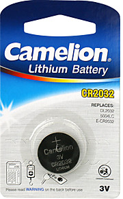 camleion lithium knoopcel grootte CR2032 (1st)