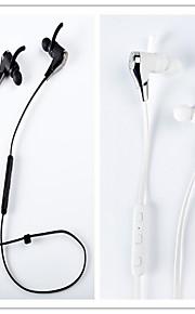 gl28 bluetooth headset ISSC v4.1 EDR 2-in-1 ørebøyle bluetooth stereo med mikrofon for iphone / samsung / laptop / tablet