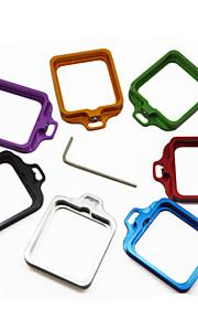 крышка объектива Удобный Для Gopro Hero 3+ / Gopro Hero 4 , красный / черный / зеленый / синий / фиолетовый / золото / серебро Алюминий