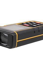 RZ-E40II 80m/262ft Mini Handheld Digital Laser Distance Meter Rangefinder Measure Area