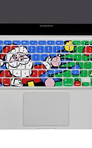 xskn padre silicone Natale copertura della pelle della tastiera per MacBook Air 13, MacBook Pro senza retina 13 15 17, noi il layout