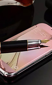 ny flerfarget speil telefonen skallet for galaxy s5 / s6 / s6 kant / S6 kant + (assorterte farger)