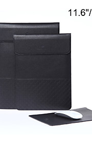 Vertical style lichee grain envelope tablet and laptop sleeve bag case for Macbook Air/Retina 11.6/12.1