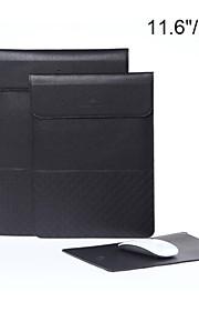 lodret stil lichee korn kuvert tablet og laptop sleeve taske cover til MacBook Air / retina 11,6 / 12,1
