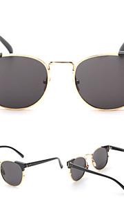 Solbriller kvinder's Moderne / Mode Katøje Sølv / Guld Solbriller Kantløs