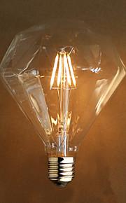 E27 4W G125 LED Diamond Edison Lamp Light Source Scene