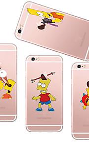 maycari®the frecher Junge transparente TPU Tasche für iPhone 5 / iphone 5s (verschiedene Farben)
