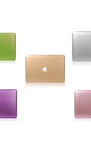 망막 디스플레이 (모듬 된 색상)와 13/15 인치 애플 맥북 프로에 대한 단색 접이식 하드 전신 케이스 커버