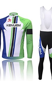 KEIYUEM®Others Unisex Long Sleeve Spring / Autumn Cycling Clothing Suits Bib TightsWaterproof / Breathable / Insulated /