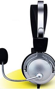 over-orelha auscultadores de jogos mentais jogo headset fone de ouvido estéreo com graves cabeça microfone para pc jogo