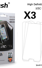 Ipush High Transparency HD LCD Screen Protector for HTC ONE A9(3 Pieces)