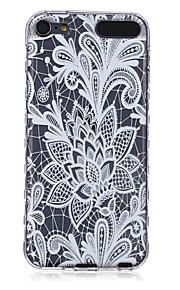 logrotate®anti-slittamento design pattern fiore luminoso TPU morbida per il tocco 5/6 (colori assortiti)