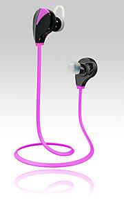 cuffie bluetooth headset corridore (auricolari bassi sportivi con microfono) nanocoated auricolari wireless per funzionamento