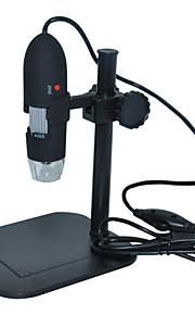 usb digital mikroskop 1-200x kontinuerlig zoom bærbare elektronmikroskop videokamera foranstaltning S01