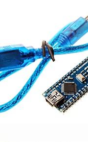 Nano 3.0 Atmel Atmega328P Mini-USB Board w/ USB Cable for Arduino