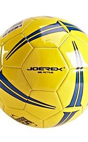 Joerex Training Match Machine Sewn PVC Soccer Durable Football Nondeformable Gas Leak-proof JBW505