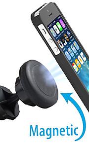 forte aria magnetico auto sfogo Supporto per Samsung Galaxy Note 04/05 / 3/2 / S6 / s5 / S4 / S3 / s2