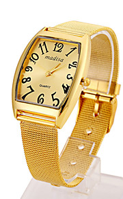 Ladies' Watch Hot Explosion Models Square Exquisite Series Gold Watch Strap Watch Cool Watches Unique Watches