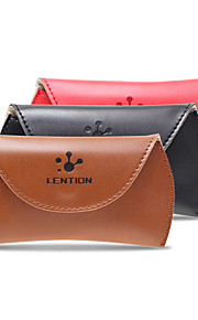LENTION Elegant Leather Mouse Bag for MacBook Well Protective Anti-Scratch Which Good Match for MacBook Sleeve