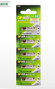 gp 12v batterie 27a domestici 5pcs