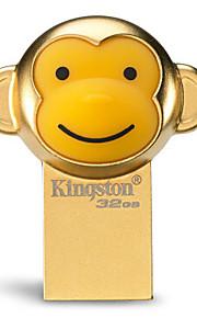 kingston dtcny16 / 32g usb3.1 100mb / s usb flash-stasjon (32GB) for kinesisk nyttår av ape markeringen