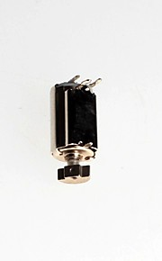 6X10mm Cylindrical Pin 1.3V Miniature Phone Vibration Motor Vibration Motor Tripod