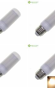 sencart 4 x e27 b22 e14 g9 GU10 15w 180 x 2835smd 1200lm varmhvit / kaldhvit LED lyspærer (220-240V)