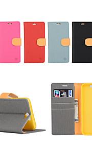 yi tarjeta cai cinturón de cuero bastoncito abierto para a9 htc (colores surtidos)