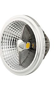 13W GU10 LED-spotpærer MR16 2 COB 1200 lm Naturlig hvit Dekorativ AC 100-240 V 1 stk.